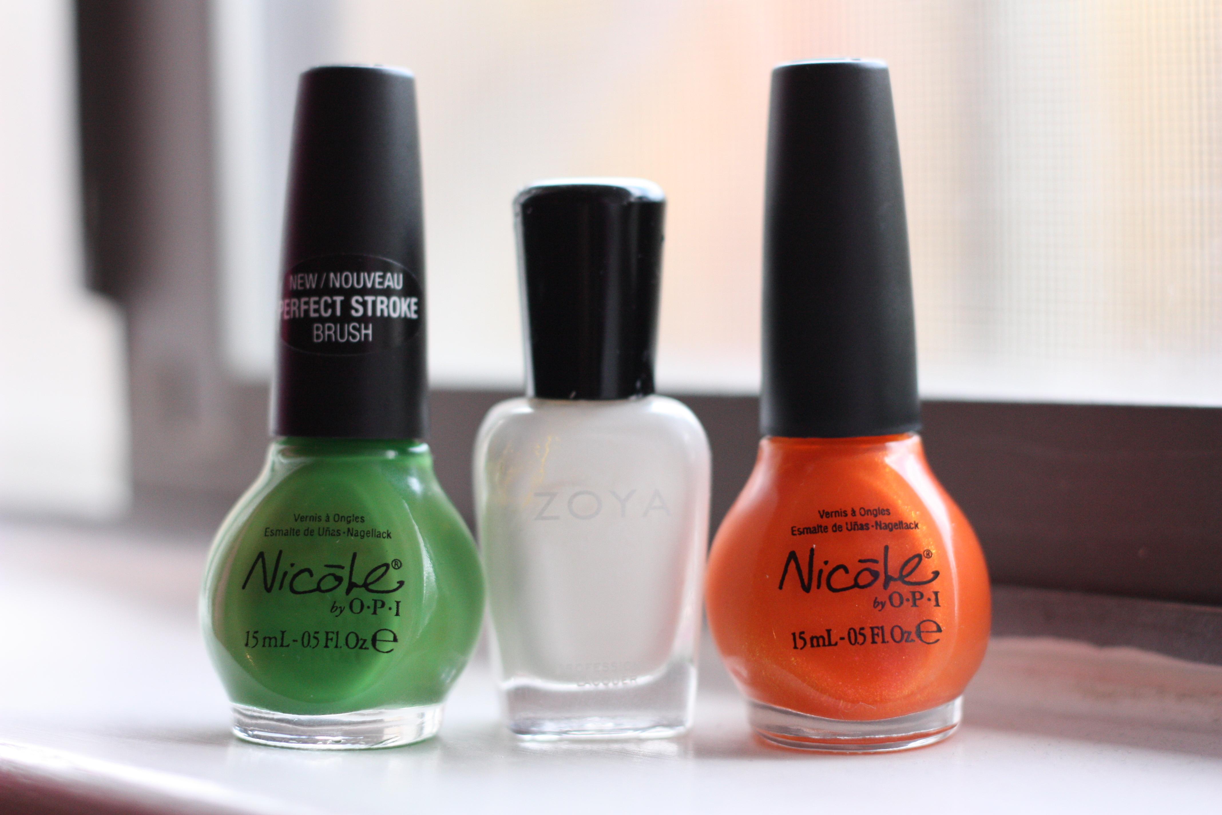 nail polish   Sarah Forshaw\'s Blog
